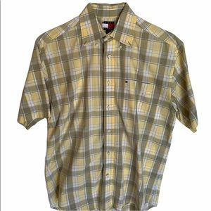 Tommy Hilfiger short-sleeved button-down